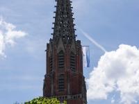 Maidult 2016 – der Turm der Mariahilfkirche