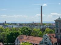 Maidult 2016 – Alpenblick vom Mariahilfturm
