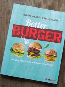 Ruben Wester-Ebbinghaus – Better Burger (Südwest Verlag)