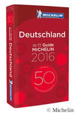 Guide Michelin Deutschland 2016