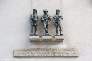 Musikanten Karlstor München
