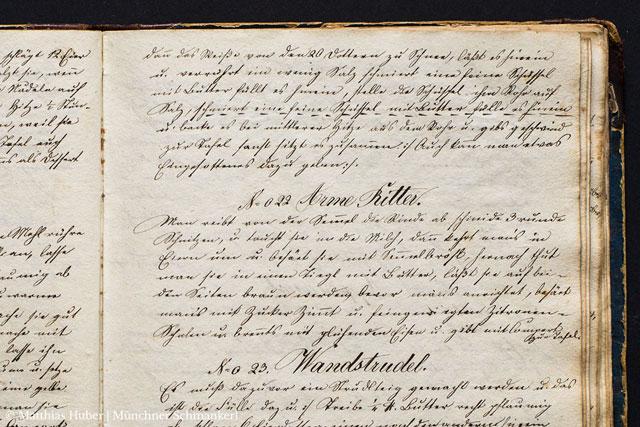 Das Rezept für Arme Ritter ist viel Jahrhunderte alt